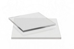 """Монолитный поликарбонат """"Оптимальный"""" толщина 3 мм, бесцветный"""
