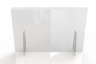 """Экран-завеса защитный (настольный) 1000*500 мм """"WOW SHIELD"""""""