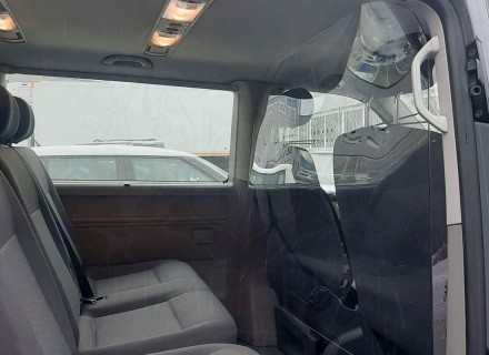 Защитные экраны для такси