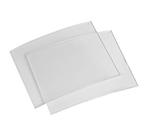 Стекло внешнее для масок сварщика (комплект 2 шт, 110*90)