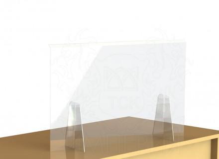 Экран-завеса защитный 900*600 мм