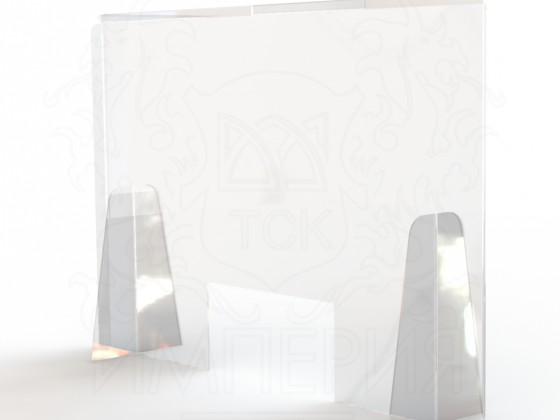 Экран-завеса защитный 900*600 мм (с окном 150*300 мм)