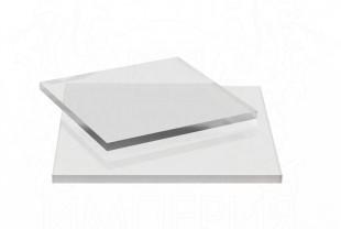 """Монолитный поликарбонат """"Оптимальный"""" толщина 2 мм, бесцветный"""