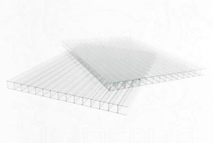 Сотовый поликарбонат LEXAN толщина 4,5 мм, бесцветный