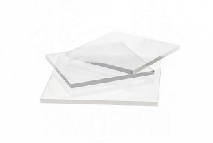 Монолитный поликарбонат LEXAN толщина 15 мм, бесцветный