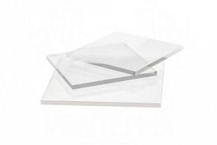 Монолитный поликарбонат LEXAN толщина 20 мм, бесцветный