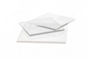 Монолитный поликарбонат LEXAN толщина 1 мм, бесцветный