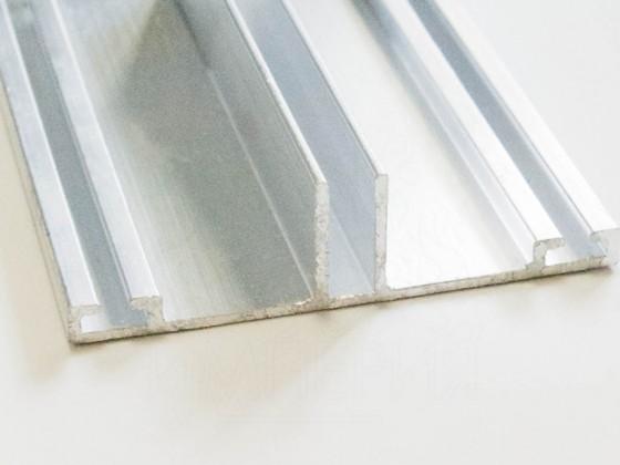 Планка несущая алюминиевая нижняя PN.60.