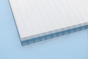 Сотовый поликарбонат LEXAN SOFTLITE толщина 4.5 мм, бесцветный