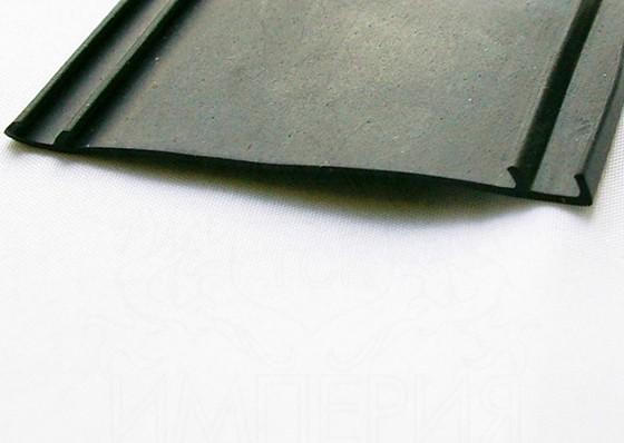 Резина уплотнительная нижняя(тонкая)