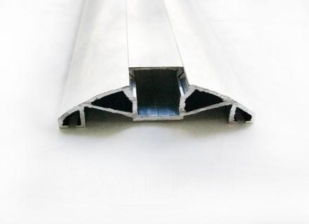 Прижимная планка верхняя AL-Imper 80 мм PV.80.d