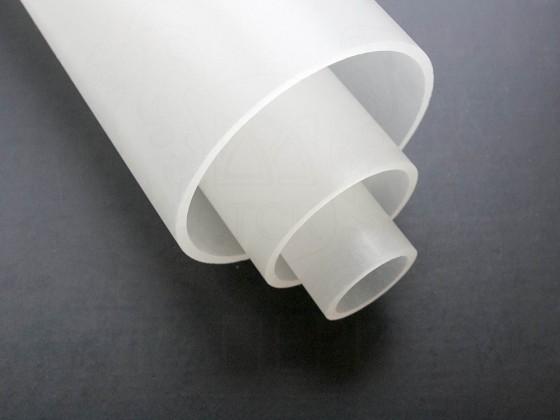 Акриловая труба сатинированная, экструзия (80/74)