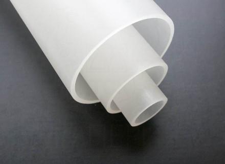 Акриловая труба сатинированная, экструзия (90/84)